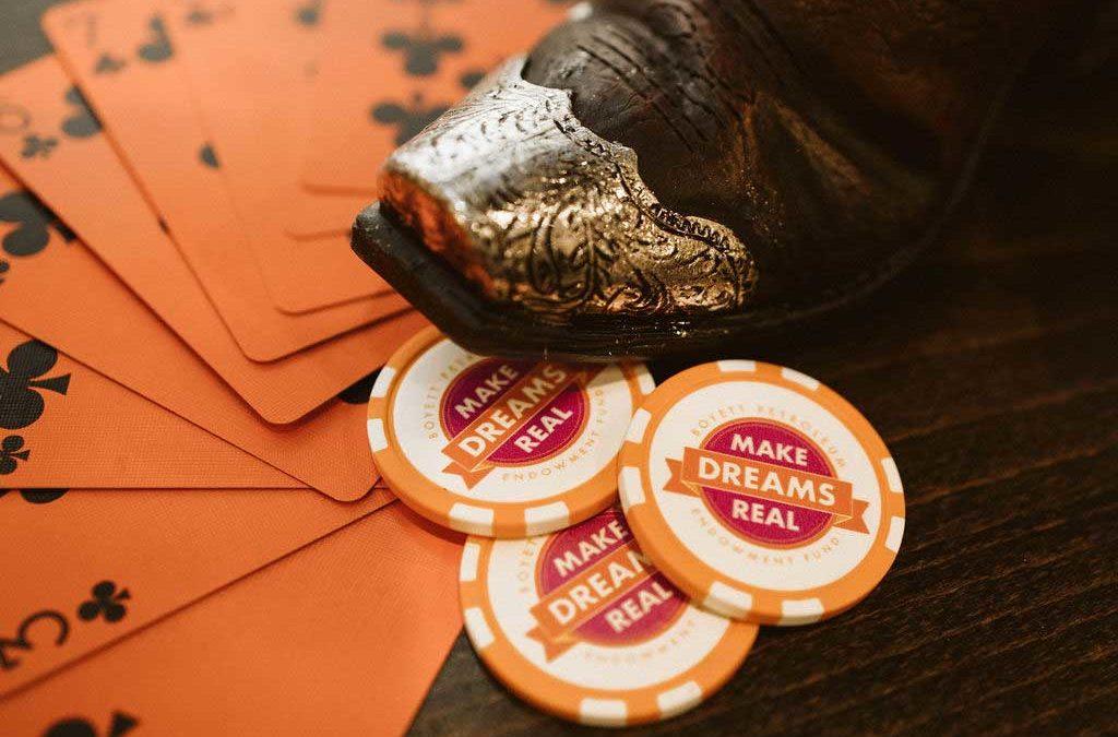 Wild West Poker Tournament